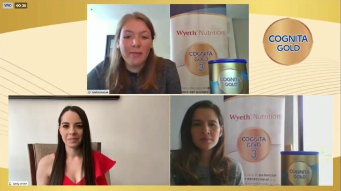 Conferencia de prensa de Cognita Gold 3