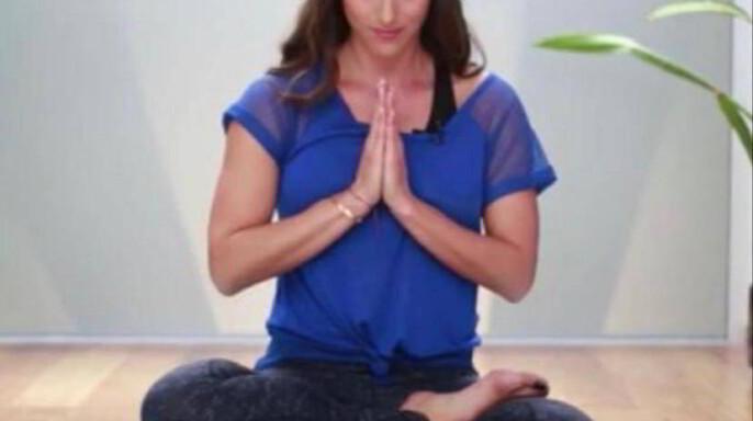 Yoga. Raquel Tawil