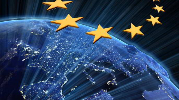 Luces de la ciudad de la Unión Europea
