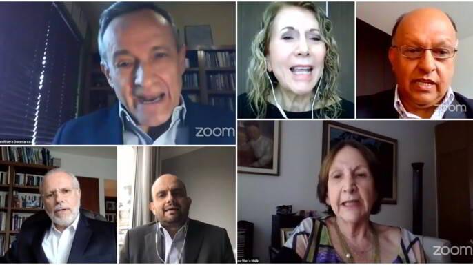videoconferencia Resiliencia de los Sistemas de Salud en América Latina ante la Epidemia de #COVID-19