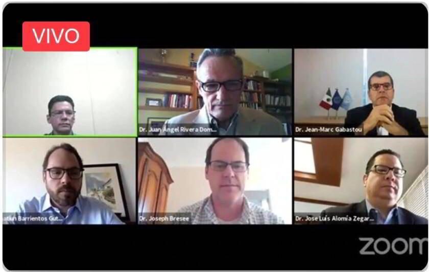 seminario virtual COVID-19: Vigilancia epidemiológica y utilización de pruebas de diagnóstico