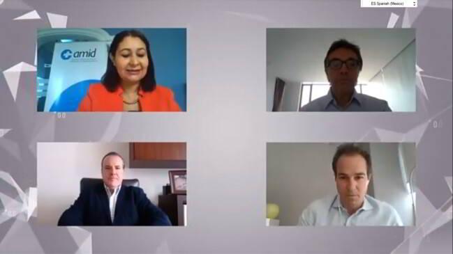 """Videoconferencia Decálogo #RespiraMéxico:  """"Recomendaciones para dotar de oxígeno al sistema de salud ante el Covid-19"""""""