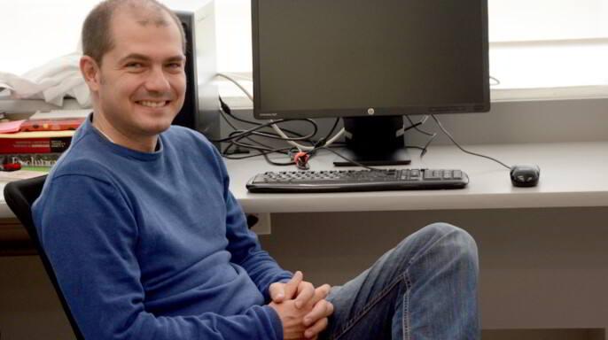 Luis Delaye Arredondo, investigador del Departamento de Ingeniería Genética del Luis Delaye Arredondo, investigador del Departamento de Ingeniería Genética del Cinvestav IrapuatoIrapuato