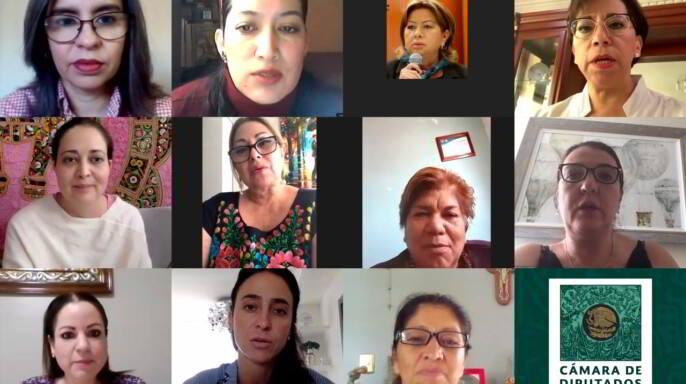 Videconferencia de Comisión de Igualdad de Género