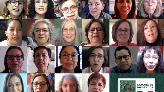 "Conversatorio ""Mujeres Científicas en México"""