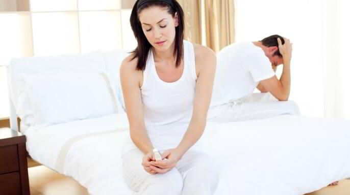 pareja e infertilidad