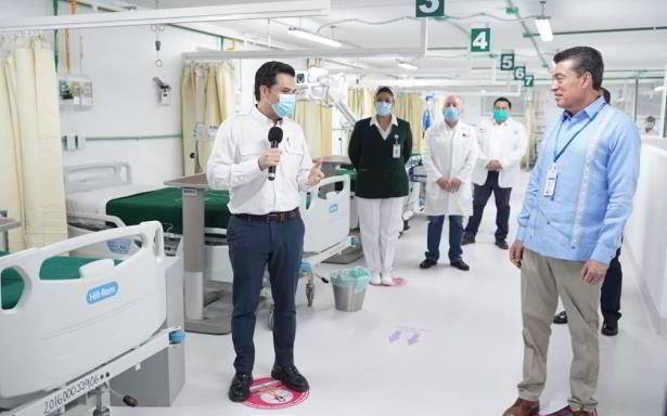 El gobernador, Rutilio Escandón Cadenas, señaló que esta clínica contribuye al fortalecimiento de la salud de las y los chiapanecos