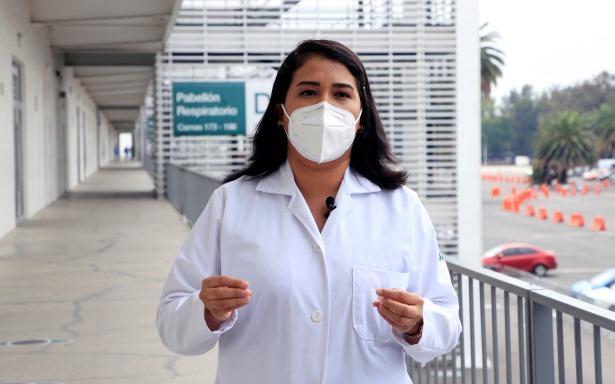 doctora Andrea Hernández