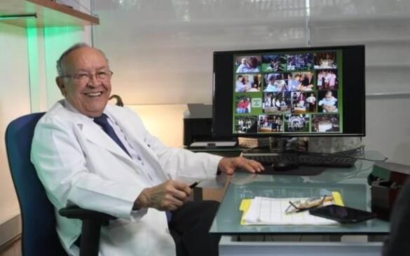 doctor Rubén Argüero Sánchez