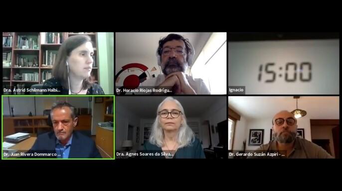 Videoconferencia Los factores ambientales en la epidemia del COVID-19