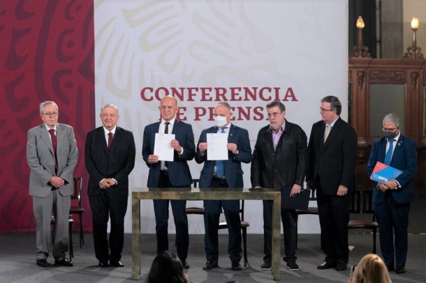 Conferencia de prensa del presidente Andrés Manuel López Obrador, del 31 de julio del 2020