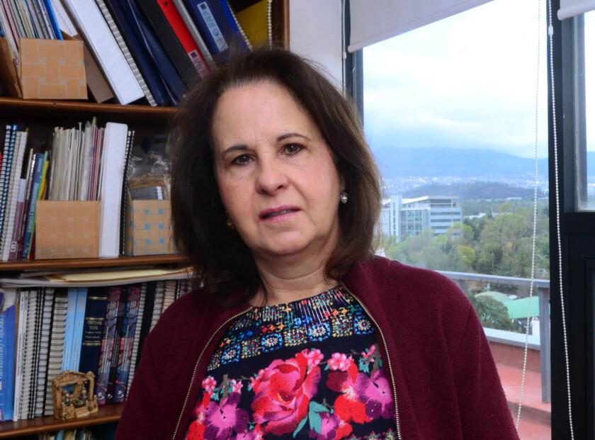 María del Carmen Iñarritu Pérez