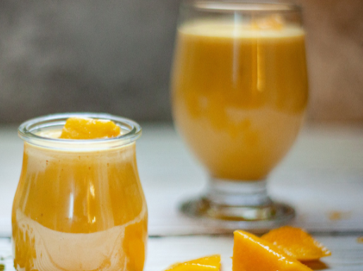 Smoothie con mango