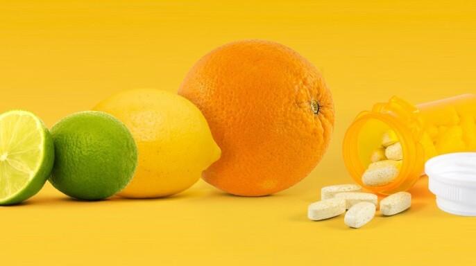 frutas y medicinas