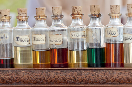 Aromas esenciales