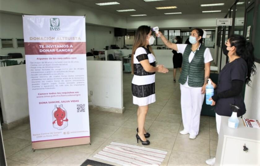 Instalaciones de la Coordinación de Control Técnico de Insumos (COCTI), ubicada en la calle de Río Bamba número 621, colonia Magdalena de la Salinas, Gustavo A. Madero