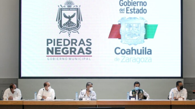 Gobierno de Coahuila e IMSS coordinan esfuerzos para ampliar capacidad de atención a pacientes COVID-19