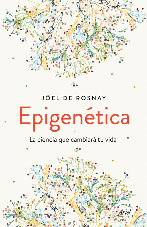 portada de libro Epigenética