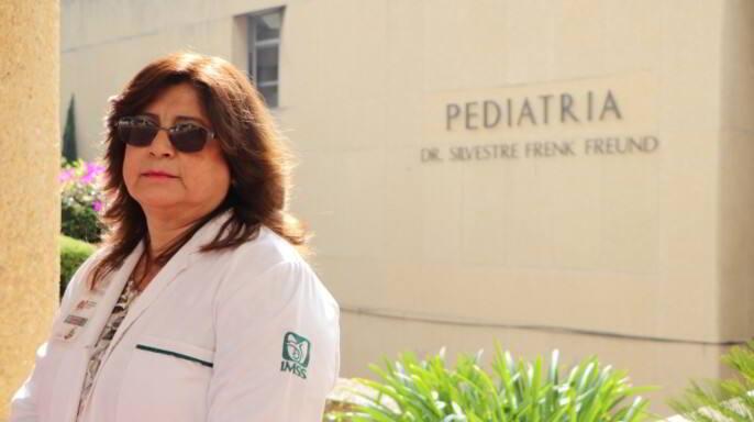 doctora Rocío Cárdenas Navarrete