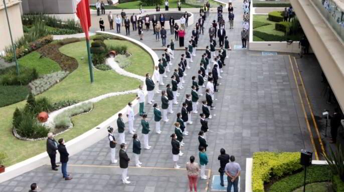 Personal de Enfermería del IMSS realizó homenaje en memoria de las víctimas de esta enfermedad