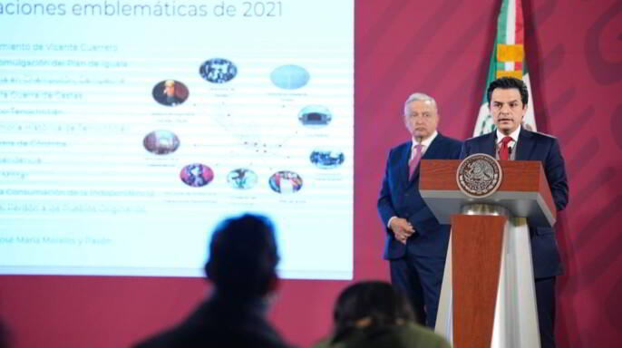 Presentan diapositiva de las 12 conmemoraciones emblemáticas en 2021