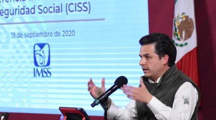 Informe diario sobre coronavirus COVID-19 en México. Secretaría de Salud. Sábado 19 de septiembre