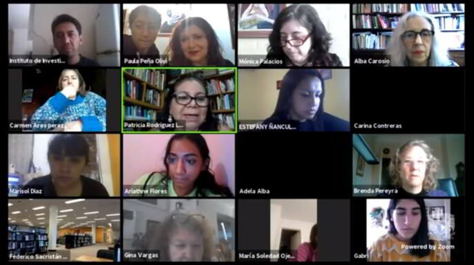Conferencia: Cuidados Comunitarios para afrontar el Covid: Experiencias organizativas de mujeres