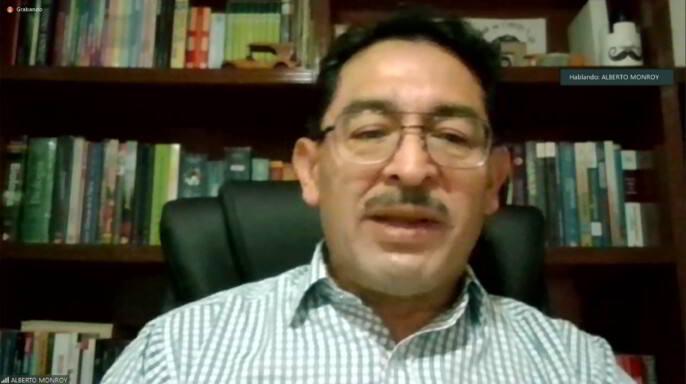 Alberto Monroy García