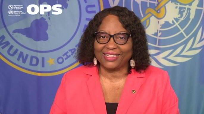 Mensaje para la Semana del Bienestar de la directora de la OPS, Doctora Carissa F. Etienne.