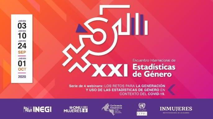XXI Encuentro Internacional de Estadísticas de Género