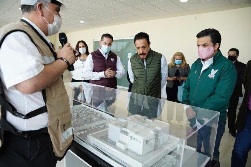 Se fortalecen en Hidalgo acciones en beneficio de pacientes con COVID-19 y derechohabiencia del IMSS