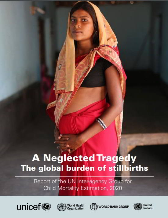 Portada del informe Una tragedia olvidada: La carga mundial de la mortalidad fetal