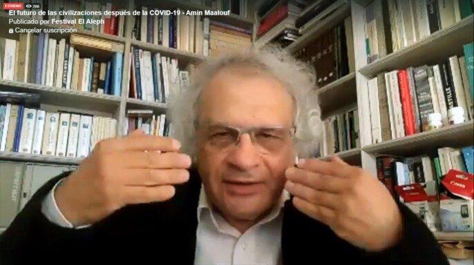 Amin Maalouf, Premio Príncipe de Asturias de las Letras 2010