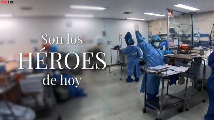 La UNAM ofreció magno concierto para homenajear a los profesionales de la salud