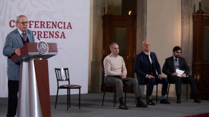 Conferencia de prensa matutina del jueves 5 de noviembre 2020