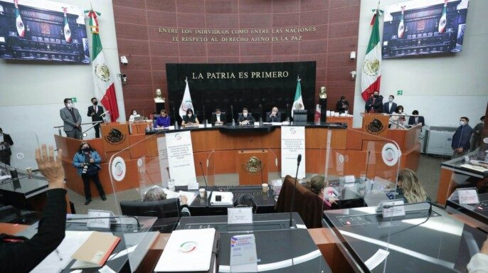 Reunión extraordinaria, las Comisiones Unidas de Justica; de Salud, y de Estudios Legislativos,