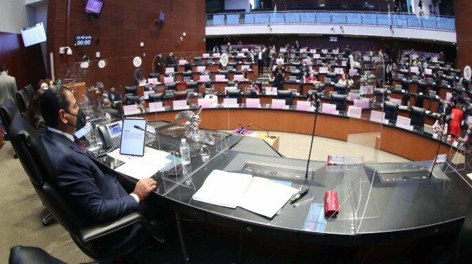 Sesión ordinaria de la Cámara de Senadores, del 5 de noviembre de 2020