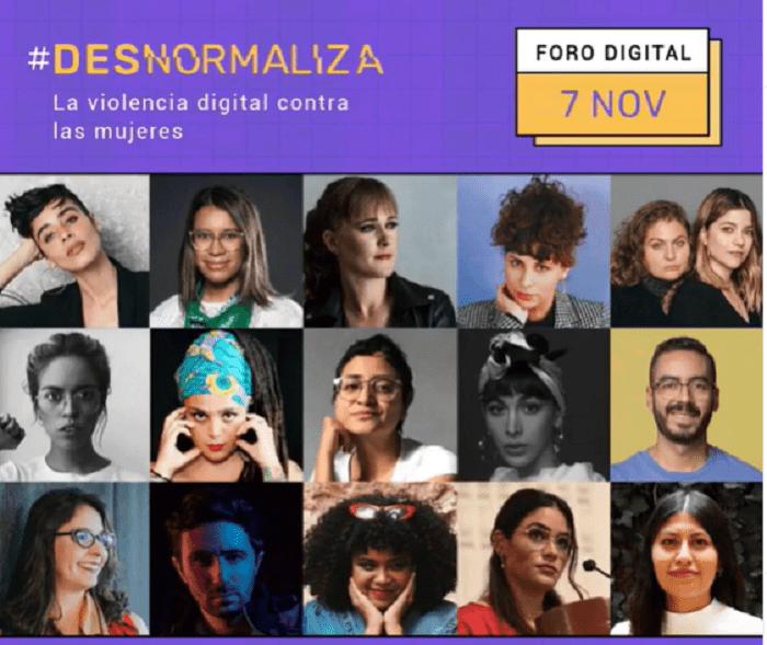 cartel #Desnormaliza