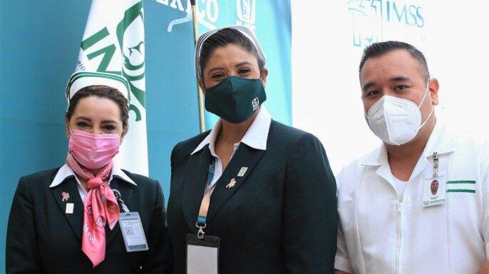 IMSS llama a la población a quedarse en casa para romper cadenas de contagio por COVID-19