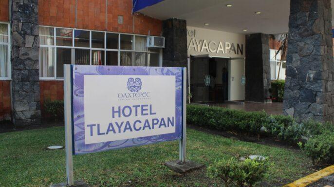 Centro Vacacional Oaxtepec