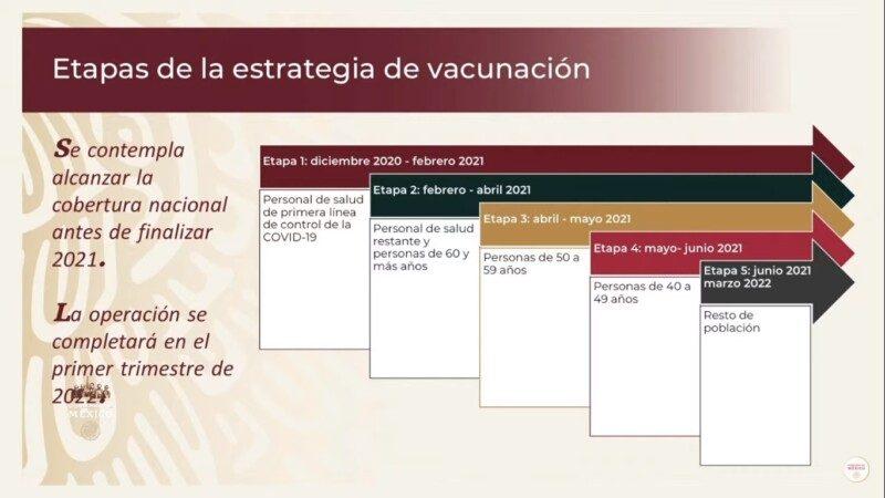 Estrategia de vacunación