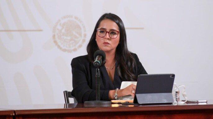 alcaldesa de La Magdalena Contreras de la Ciudad de México, Patricia Jimena Ortiz