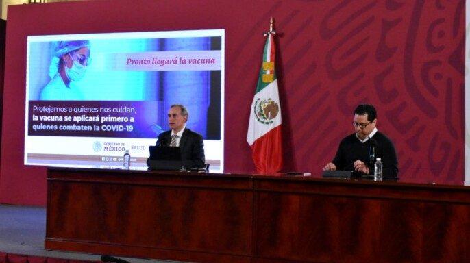 subsecretario de Prevención y Promoción de la Salud, Hugo López-Gatell Ramírez.