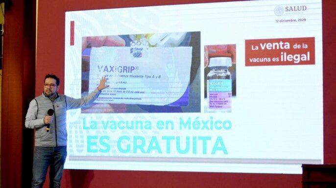director general de Promoción de la Salud, Ricardo Cortés Alcalá