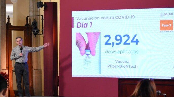 Conferencia de Prensa COVID19 del 24 de diciembre de 2020