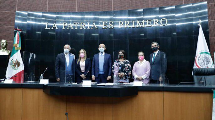 Comparecencia de Juan Antonio Ferrer Aguilar, titular del INSABI; del 10 de diciembre de 2020