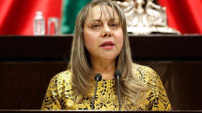 diputada Rocha Medina
