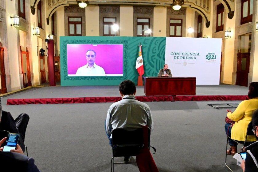 Analiza Gobierno de México recomendaciones para reforzar estrategias contra COVID-19