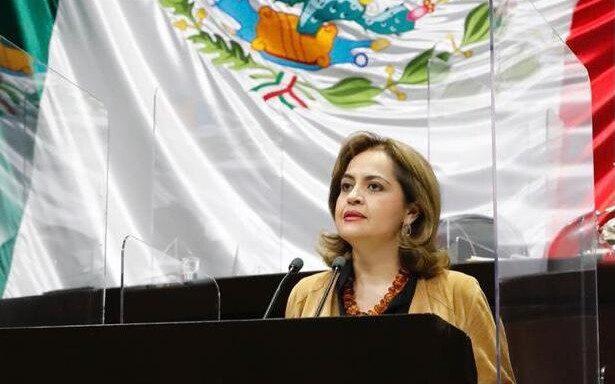 diputada Ana Lilia Herrera Anzaldo