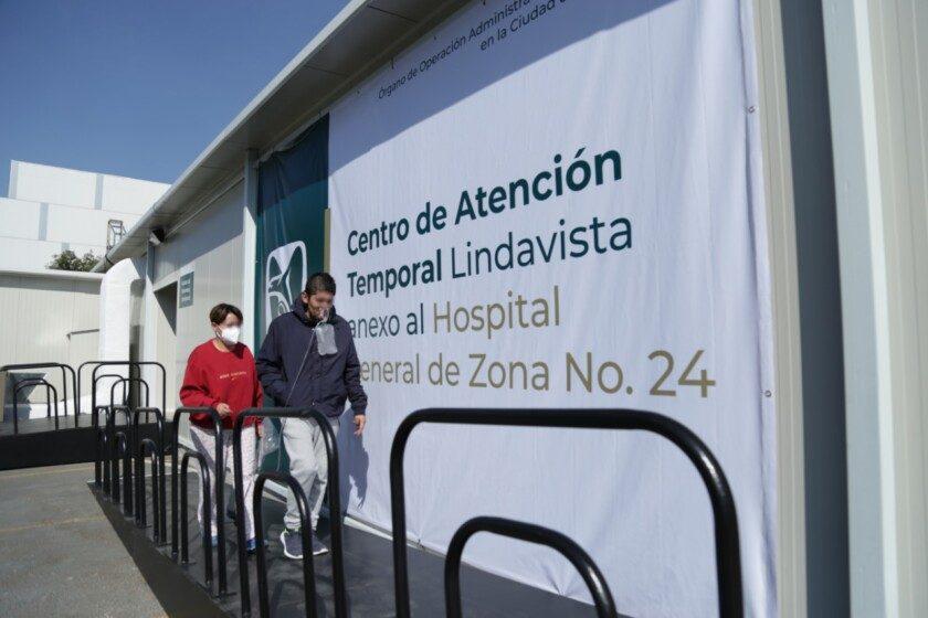 Centro de Atención Temporal Lindavista